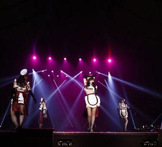 写真・℃-ute「日テレ HALLOWEEN LIVE 2016」(1)