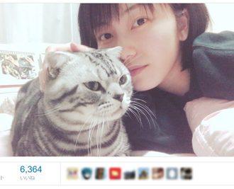 """AKB48横山由依""""すっぴん""""、ナチュラル顔が好評「可愛い!」:【エンタメ】"""