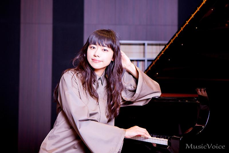 素晴らしいピアノは音の色彩豊か、上原ひろみ 理想の音楽とは