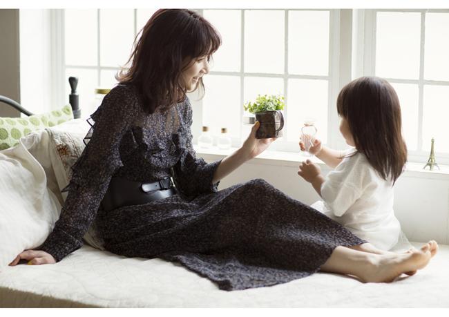 後藤真希、2歳の愛娘がモデルデビュー