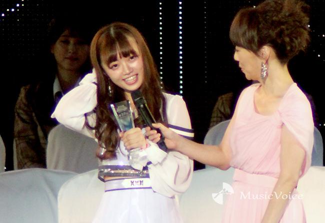 「中井りか 第10回AKB48世界選抜総選挙」の画像検索結果