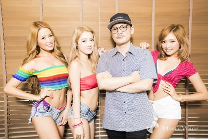 SPICY CHOCOLATE×CYBERJAPAN DANCERS