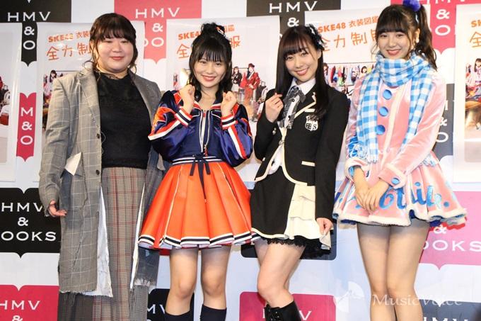 SKE48衣装は6000着、デザイナー茅野氏「憧れてほしい」センター衣装への思い