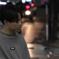 康司。MV撮影時