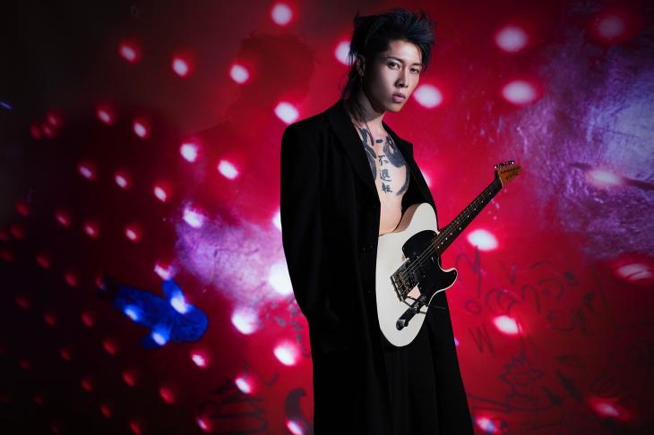 MIYAVI「ケミストリーや爆発を体感して欲しい」ニュー・ギター・ミュージックへの挑戦