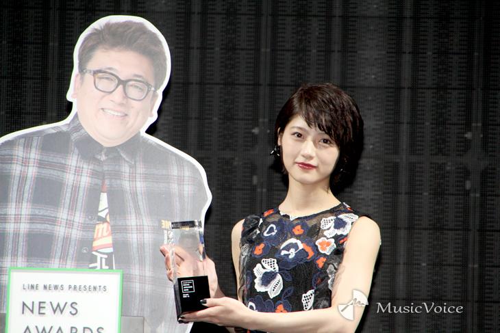 若月佑美、乃木坂46卒業後初の公の場は福田雄一氏の代理人「自分らしいな」