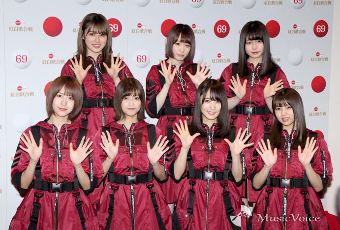 欅坂46、平手友梨奈に代わるセンター小林由依「頑張りたい」土生も「支えたい」
