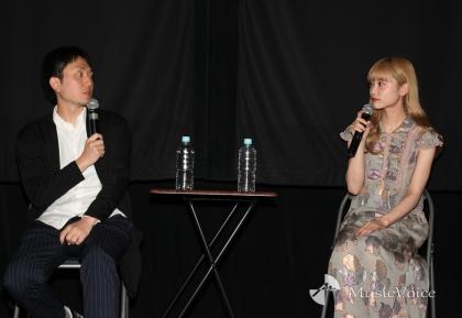 西原孝至監督とSCANDAL・RINA