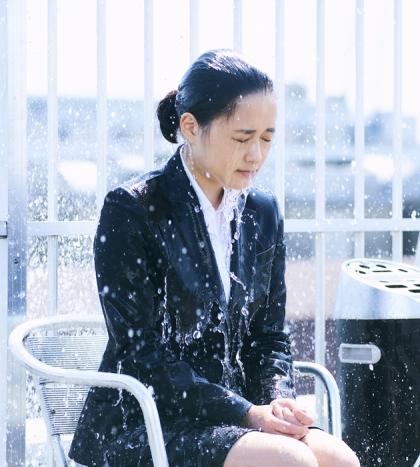 大原櫻子が初主演・初ドラマ主題歌、びしょ濡れシーン多く「大変!ですね」