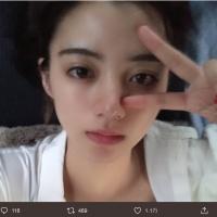 池田エライザ、化粧落とした素の表情が反響(写真)