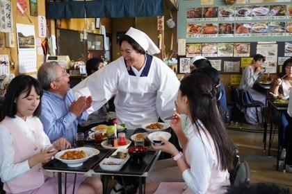 「お母さん食堂」TVCM(提供写真)