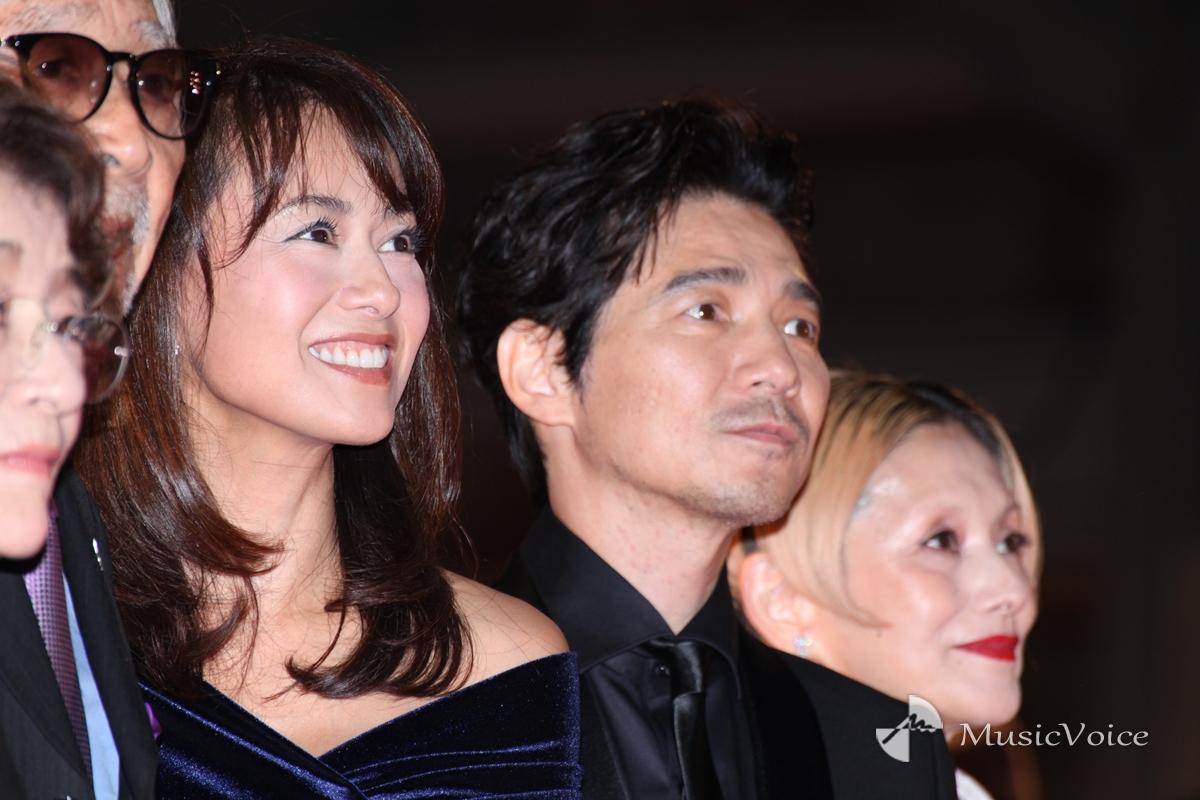 後藤久美子、変わらぬ美しさ 23年ぶり女優復帰