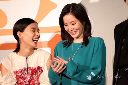 過去に姉妹としてドラマ共演経験のある芳根京子と蓮佛美沙子