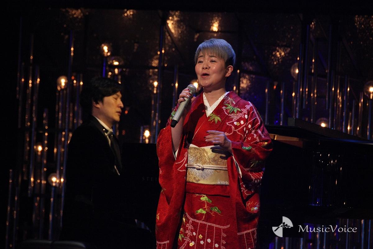 島津亜矢、紅白で清塚信也と一夜限りの「糸」を共演:紅白