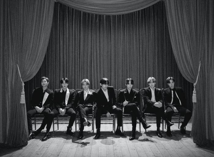 BTS、新曲「Stay Gold」15秒のSPOT映像公開