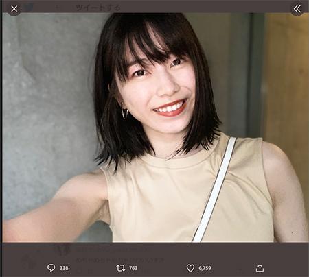 横山 由依 動画