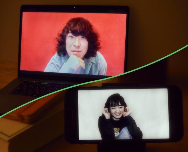 谷口鮪×津野米咲、新ユニットwasabiが放つメッセージに迫る