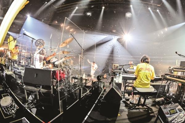 サザンオールスターズ、横浜アリーナ無観客配信ライブ地上波で初放送決定