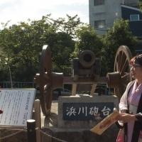 乃木坂46・山崎怜奈が江戸散歩