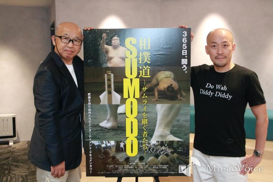 坂田栄治×染谷和孝、映画「相撲道」で見せる没入型音響の凄み