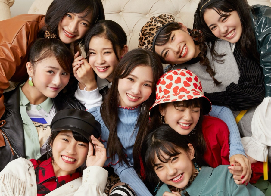 Girls2「憧れられる存在に」高みを目指すガールズグループの今