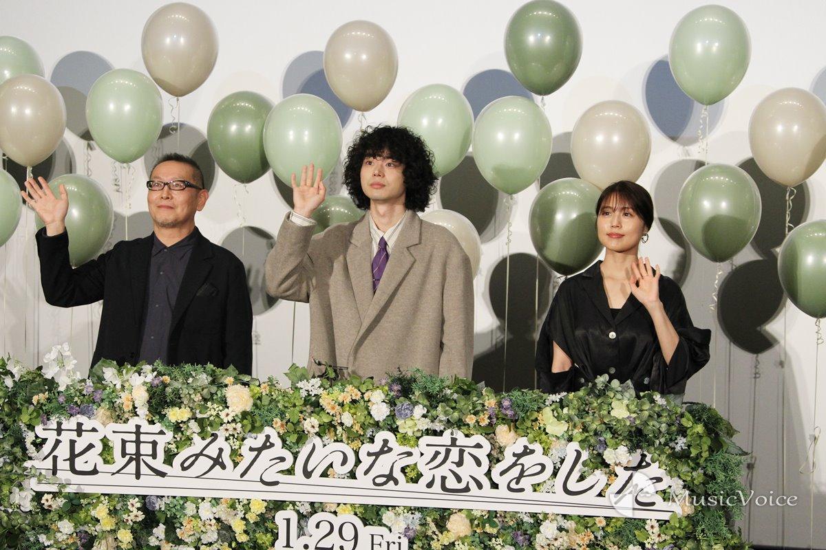 菅田将暉、5年前は「ピリピリ」 有村架純「忙しかったのかな」