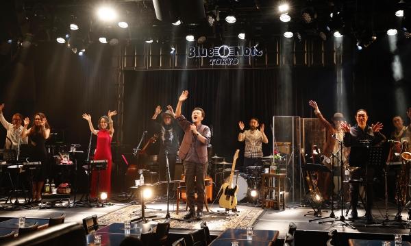 写真】桑田佳祐『静かな春の戯れ ~Live in Blue Note Tokyo~』【音楽】