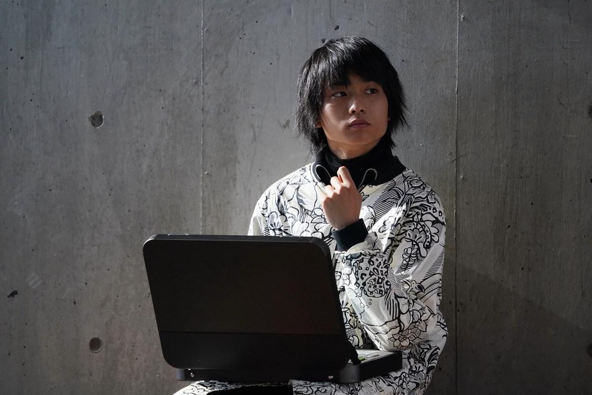 『ネメシス』では天才A開発者・姫川を演じる(C)日本テレビ