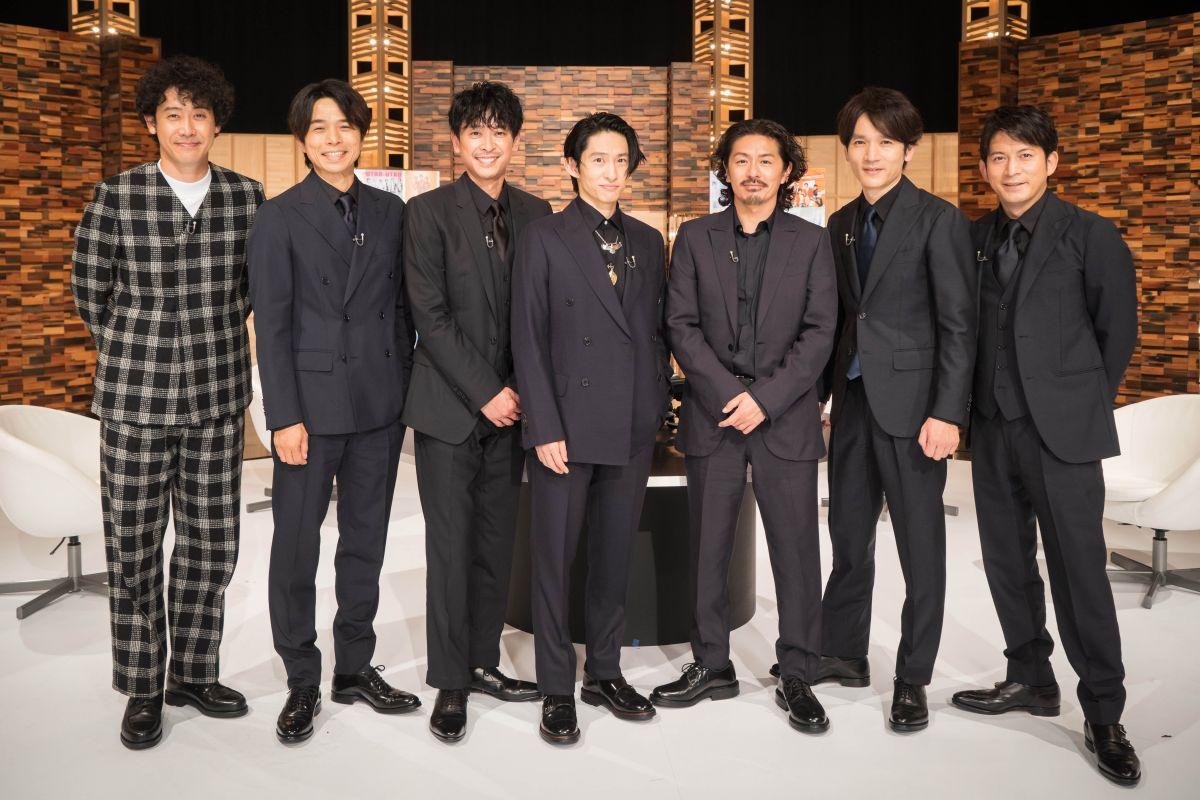 V6、最後の「SONGS」出演で大泉洋と初対談 NHKに残る超レア映像放出